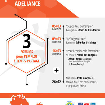 ADELIANCE recrute !