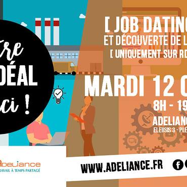 JOB DATING - Journée de l''Emploi Partagé 2021