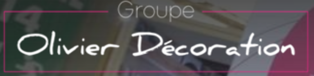 groupe olivier decoration