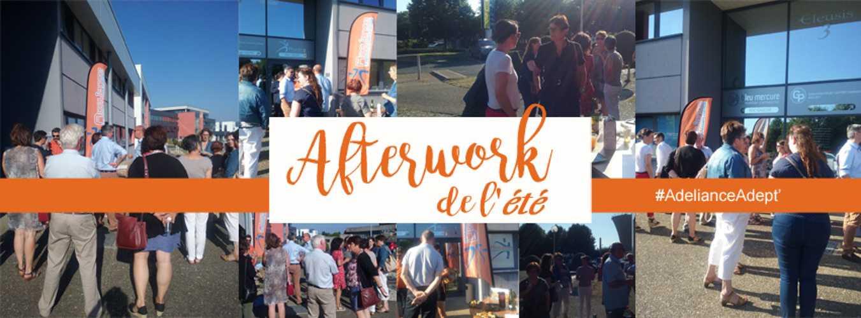 Afterwork de l''été chez Adeliance 0